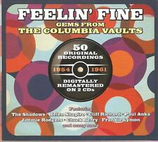 FEELIN' FINE GEMS FROM THE COLUMBIA VAULTS - 2 CD BOX SET