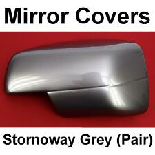 Stornoway Grey painted door wing MIRROR COVERS for Land Rover Freelander 2 LR2