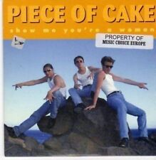 (BA66) Piece of Cake, Show Me You're A Woman - 1997 CD