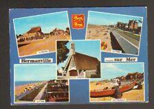 HERMANVILLE (14) VILLAS & EGLISE en 1976