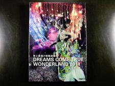 JPOP Concert DREAMS COME TRUE WONDERLAND 2011 DVD
