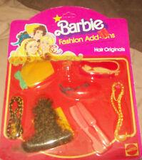 Barbie Fashion Add-On  Hair Originals 2457  MIP