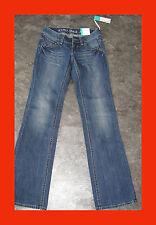 Esprit Damen Jeans Hose blau Gr. 25/36 Boy Fit Neu Weites Bein