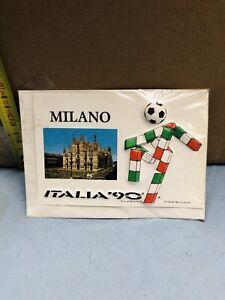 GADGET CARTOLINA ITALIA '90 NUOVISSIMA NEW!!!