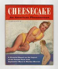 GORGEOUS MARILYN MONROE BIKINI COVER - CHEESECAKE #1 - 1953