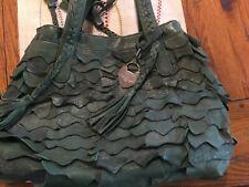 Old Gringo Leather, Fringed, Tasseled, Braided, Rare Handbag