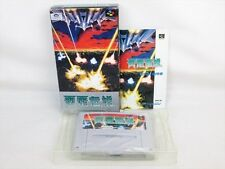 RAIDEN DENSETSU Item Ref/bcc Super Famicom Nintendo Japan Boxed Game sf