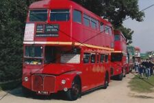 BUS PHOTO, LONDON TRANSPORT PHOTOGRAPH PICTURE, ROUTEMASTER