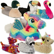 Ladies Novelty Slippers Ladies Animal Slippers Slip On Slippers Slipper Boots