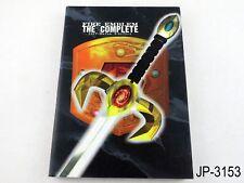 Fire Emblem The Complete (1996) Japanese Artbook Japan Art Guide Book US Seller