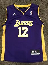 Adidas ~ Los Angeles Lakers #12 Dwight Howard Toddler T7 Jersey