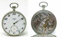 Orologio Solvil Paul Ditisheim mechanical clock vintage pocket watch horloge