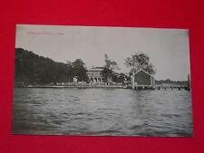 Antique POSTCARD - Hamburg Landing, Connecticut, circa 1910-20s era