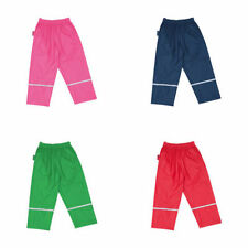 Playshoes Jungen-Hosen im Regenhose