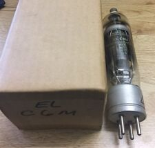EL C6M Electrons Inc Industrial Vacuum Tube NOS NIB Tested Strong