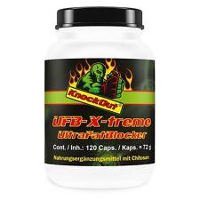 US Fat Blocker UltraFatBlocker-X-treme  120 Tabl. für eine fettfreie Muskelmasse