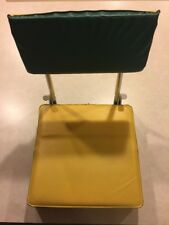 University of Oregon Ducks Stadium Seat Folding Bleacher Chair Vintage U of O