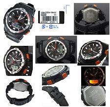 Casio Sports SGW500H-1BV Twin Sensor Analog-Digital Large Case Black Watch