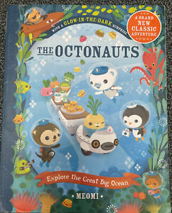 The Octonauts Explore the Great Big Ocean - Paperback By Meomi - Acceptable