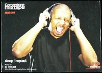 CORNERSTONE MIXTAPE #129 AUGUST 2010 CD MIXED PROMO 22 TRACKS DJ IMPACT