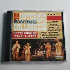 The Dutch Swing College Band – Stompin' the Hits (CD) – Mint Condition*