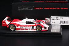 Toyota TS010 (#36) 1993 *Le Mans* -- HPI #8567 1/43