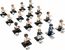 Lego 71014 DFB Mannschaft Collectible Minifigures - Complete set of 16