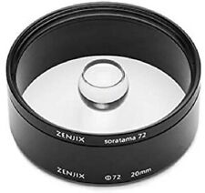 ZENJIX Soratama 72 Effect Lens New DHL Shipping from Japan
