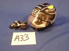A33 POWER RANGERS 1994 BLACK HELMET RACERS LAUNCHES BLACK RANGER MOTORCYCLE