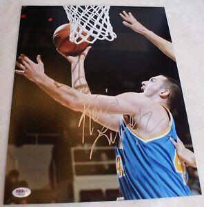 Kevin Love Ucla Psa/dna Authentic Signed 11x14 Photo Autograph