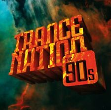 TRANCE NATION-THE 90S  3 CD NEW