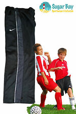 Nike Boys Football Track Jogging Bottoms M Age 10-12 Yrs Charcoal Grey AUTHENTIC