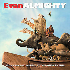 Evan Almighty [Original Soundtrack] by Various Artists (CD, Jul-2007, Curb)