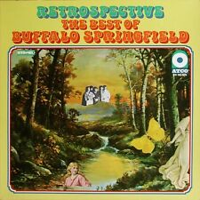"BUFFALO SPRINGFIELD ""RETROSPECTIVE"" QUALITY USED LP (VG/VG)"