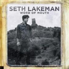 CD Lakeman, Seth - Word of Mouth NUEVO CD