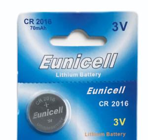 Battery CR2016 Lithium 3V Batteries