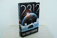 2312 by Kim Stanley Robinson (2012, Hardcover DJ 1st/1st VG+/LN Nebula Award)