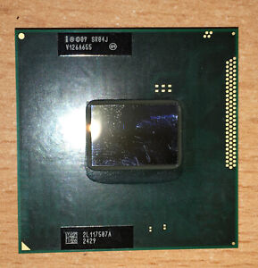 Intel Core i3 2310M 2.1GHz Dual-Core (FF8062700999405) CPU Processor SR04J