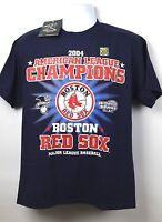 NEW 2004 American / Major League Champions BOSTON RED SOX World Series Baseball
