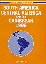 USED (GD) SOUTH AMERICA CA & CARIB 1999 (7th ed) by 1999 7th