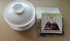 Bana Gaiwan (Traditional Chinese Tea Cup) Made of Fine Bone