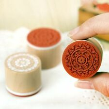 Unbranded Flowers & Leaves Rubber Stamps