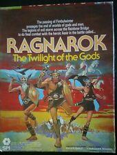 SPI Ragnarok The Twilight of the Gods 1981 Unpunched Complete