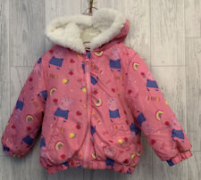 Girls Age 12-18 Months - Peppa Pig Winter Coat