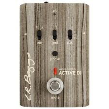 LR Baggs Align Active DI Direct Box Acoustic-Electric Guitar Ground Lift Pedal