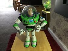 "12"" buzz lightyear toy story talking action toy"