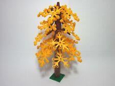 Lego 10x Plantes feuille orange 2417//Plant Leaves 6 x 5 Bright Light Orange NEUF