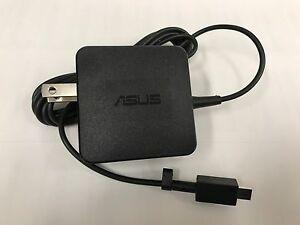 Original 24W Charger for Asus Chromebook Flip C100 C100P C100PA-DB02 C201 C201P