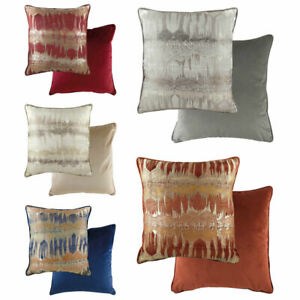Inca Cushion Covers by Evans Lichfield. Available in 5 amazing Colours