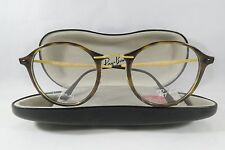 Ray-Ban RB 7073 2012 LightRay Havana/Gold New Authentic Eyeglasses 47mm w/Case